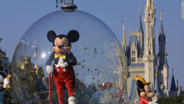mickey mouse magic kingdom