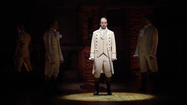 'Hamilton' investor says Trump would be 'smart' to come see the show