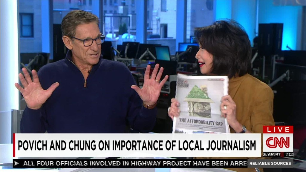 What Maury Povich has learned by owning a Montana newspaper