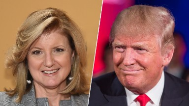 Arianna Huffington to Trump: Stop tweeting, start sleeping
