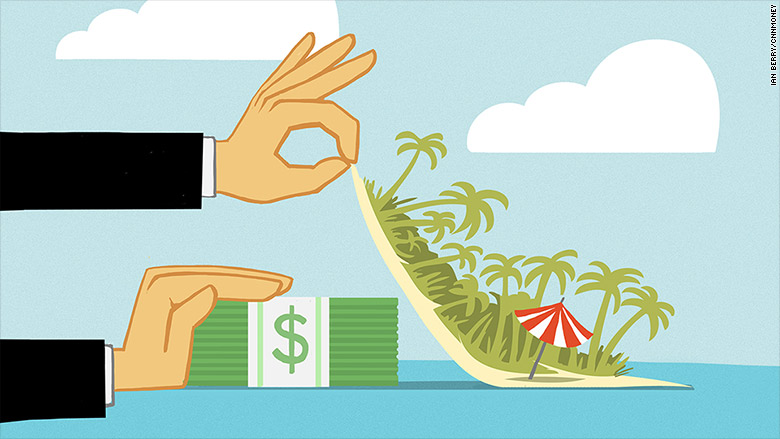 Oxfam exposes world's worst tax havens