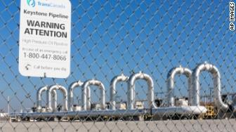 transcanada keystone pipeline 2