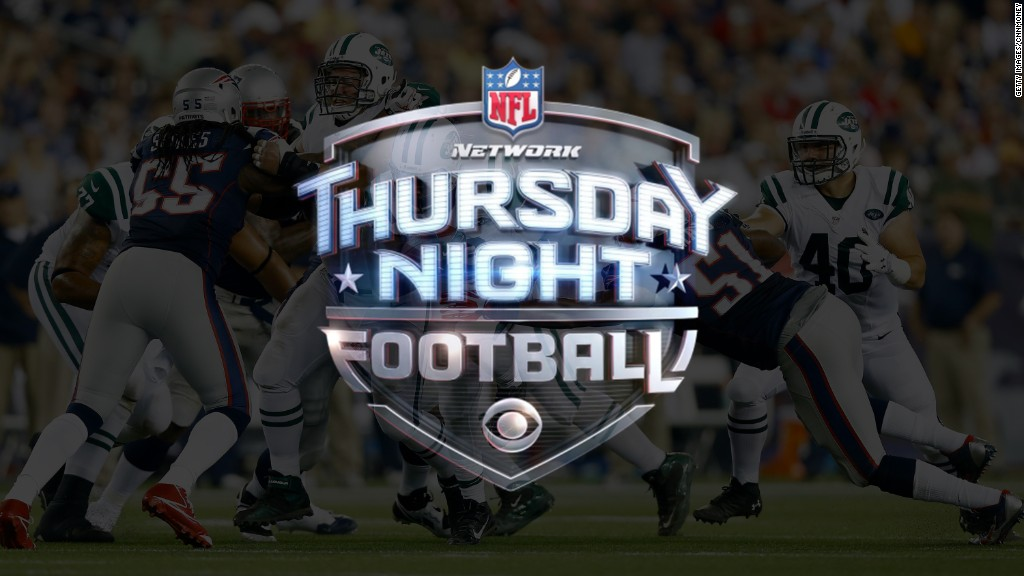 Twitter lands NFL deal to live stream Thursday Night Football