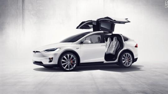 Tesla recalls Model X for seat problem