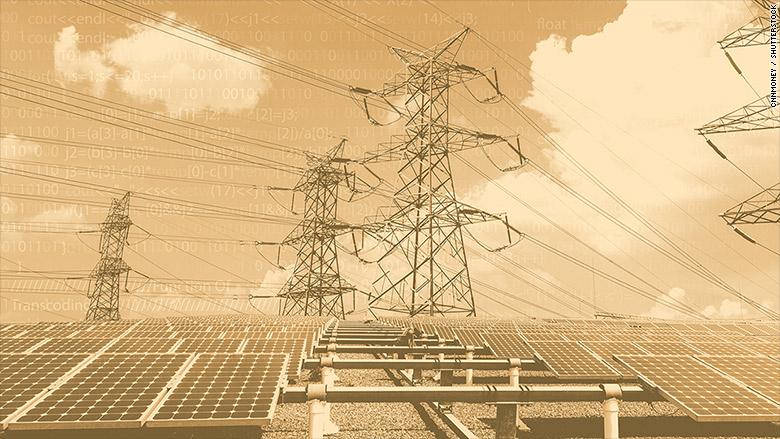 power grid Custom GS