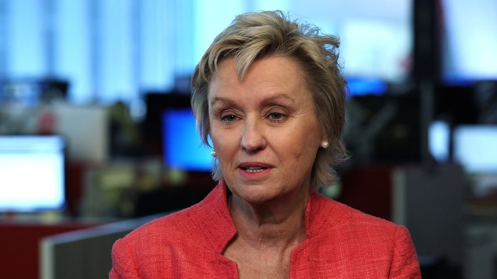 Tina Brown: We need more women in politics