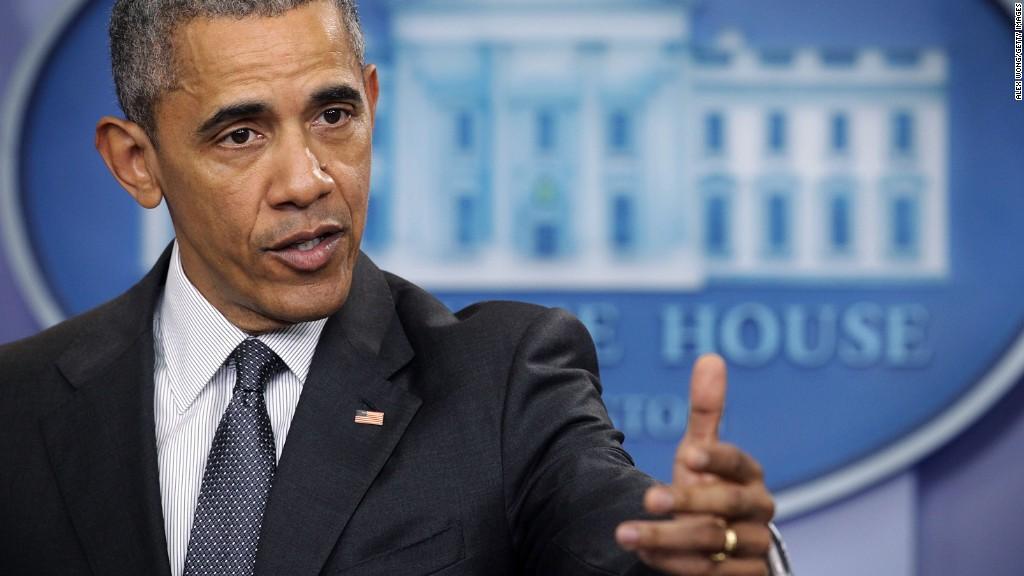 How Obama responds to shooting attacks