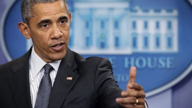 Obama faults 'misinformation' from Fox News, Rush Limbaugh, blogs