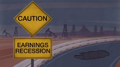 America's earnings recession won't go away