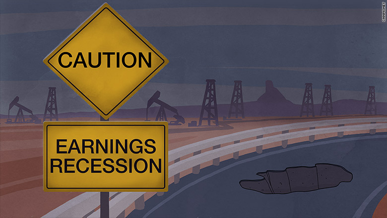 earnings recession