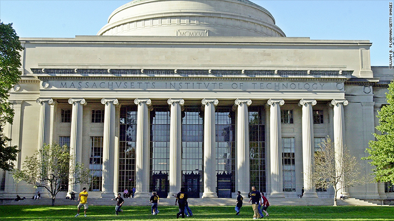 Can a non-american access Massachusetts Institute of Technology(aka MIT)?