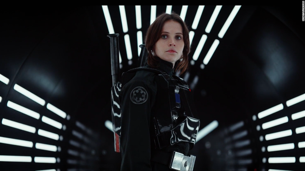 Watch the trailer for 'Rogue One: A Star Wars Story'