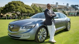 Greatest hits from GM's top designer