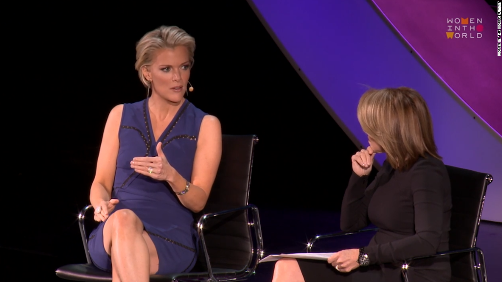 Megyn Kelly on why she limits Trump coverage