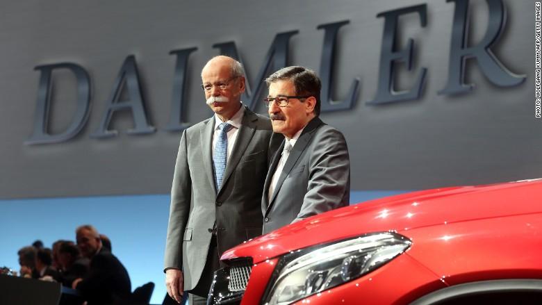 Daimler chairman