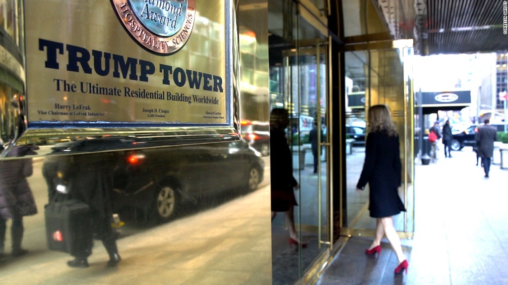 For $23 million, you can be Donald Trump's Neighbor