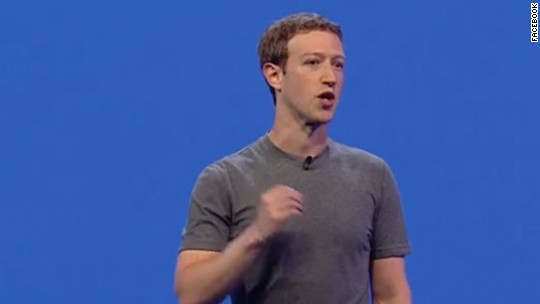 Mark Zuckerberg heads to Italy after quake