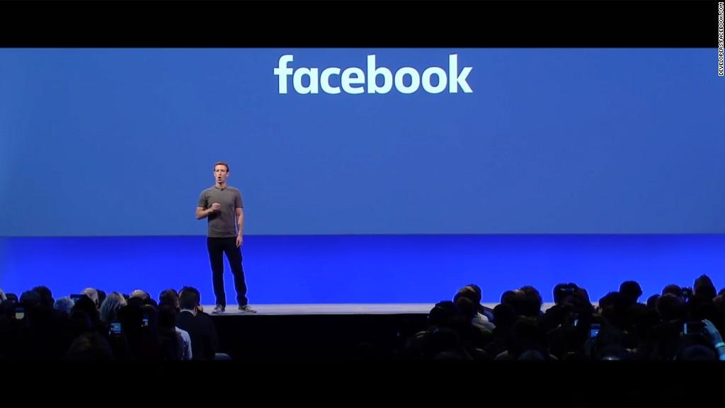 Mark Zuckerberg takes on Donald Trump