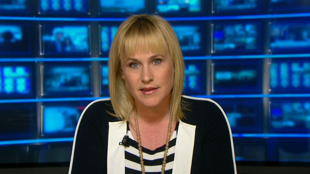 Patricia Arquette: We need equal pay now