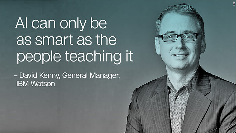 Ibm Quote Ibm Watson's Gm David Kenny Wants Watson To Ask Us Questions  Apr .