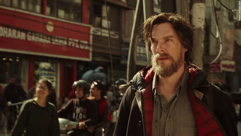 Watch the trailer for 'Doctor Strange'
