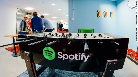 3 reasons Spotify could move from Sweden to New York