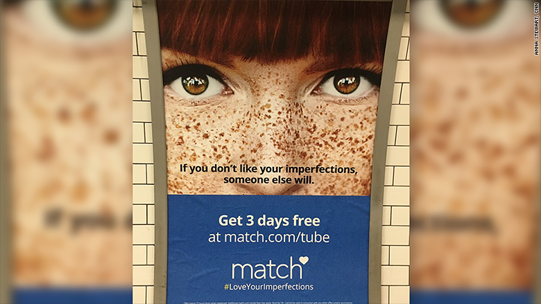 match campaign tube station