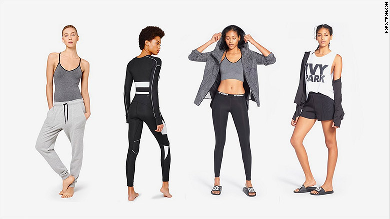 High Fashion Ladies Workout Clothes