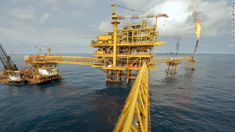 Pemex oil Mexico