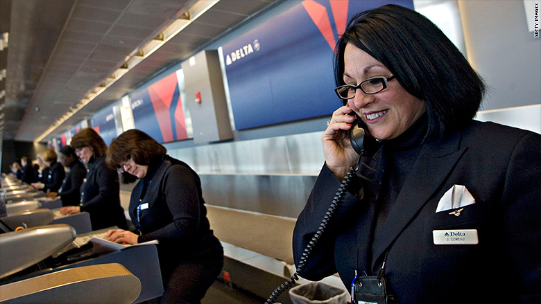 Delta dumps one of the most hated airline fees - Apr. 14, 2016