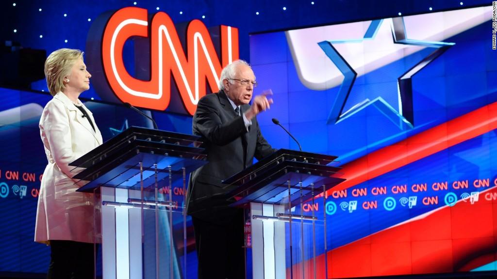 The Brooklyn Democratic debate in 90 seconds