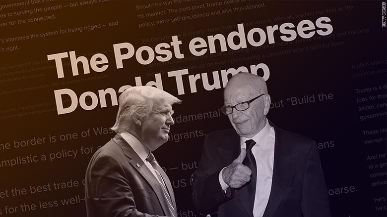 trump murdoch post