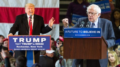 Ken Burns: Trump divides us. Sanders does too.