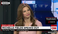 Michelle Fields speaks out