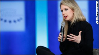 Elizabeth Holmes