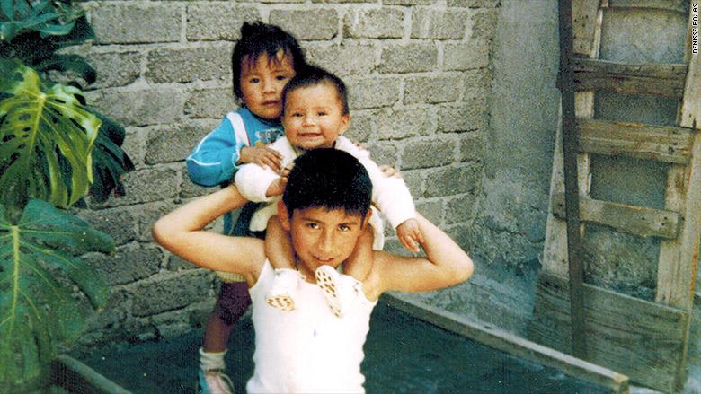 denisse childhood photo 2