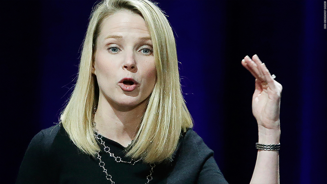 Marissa Mayer defends her reputation at what may be Yahoo's final shareholder meeting