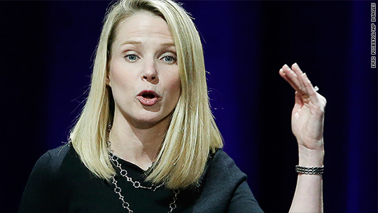 Marissa Mayer's security cost Yahoo $500,000