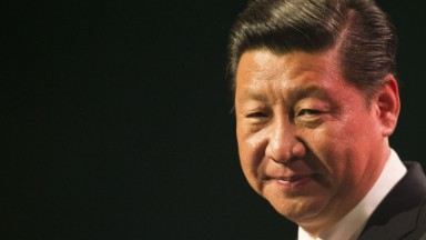 Xi Jinping's rise to power