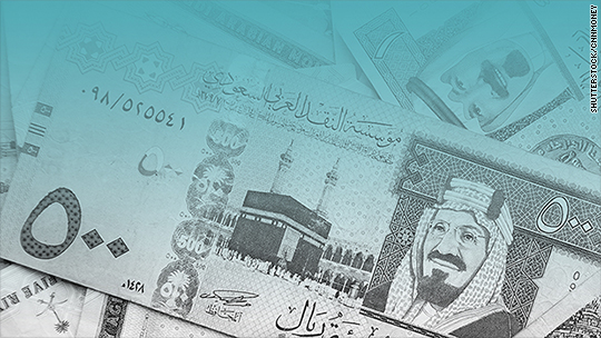Saudi Arabia slashes pay for top officials by 20%