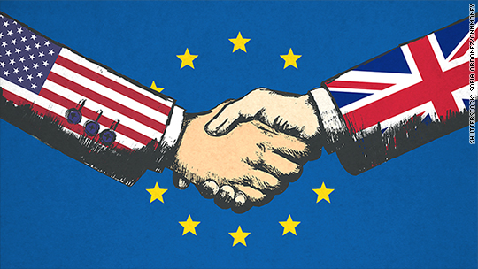How Brexit impacts the U.S. economy