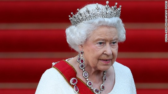 The Queen is not as rich as you think
