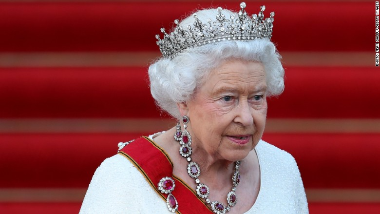Queen Elizabeth II is getting a 78% raise from the government
