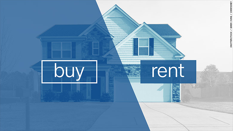 is it better to buy or rent in retirement