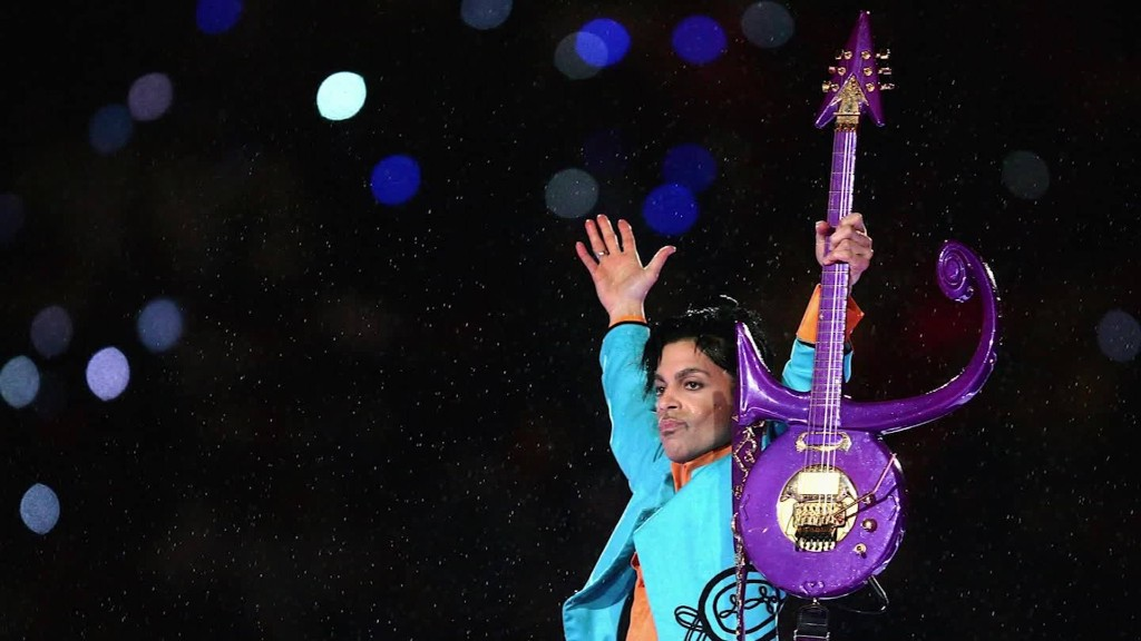 Superstar Prince dies at 57
