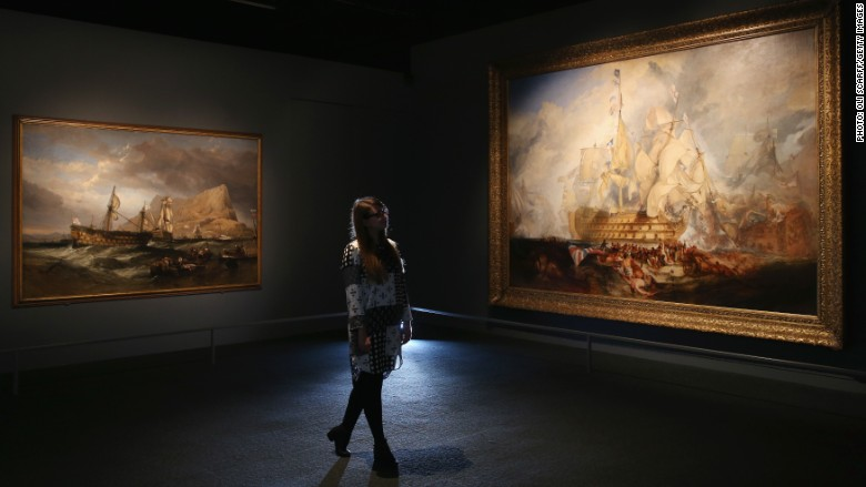 Turner paintings