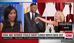 Sexist treatment of Kelly Ripa?