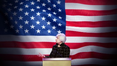 U.S. has 'strongest job market in nearly a decade,' says Janet Yellen