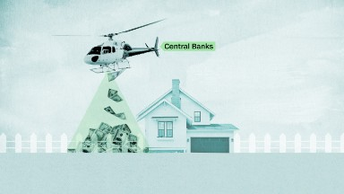 Bill Gross: Helicopter money is coming -- or else