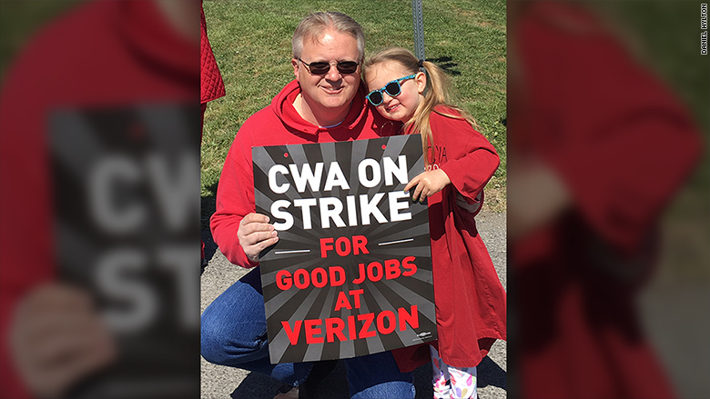 daniel hylton cwa on strike